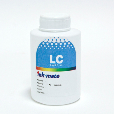 Чернила INK-MATE для HP HIM-311LC (Light Cyan), 70г